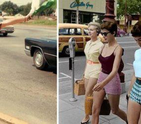 Tu abuela tenía mejor sentido de la moda que tú: 20 fotos que lo demuestran