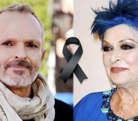 La madre de Miguel Bosé falleció por coronavirus; la actríz Lucía Bosé tenía 89 años
