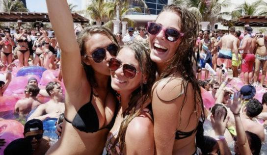 Estudiantes de Florida dan positivo en coronavirus después de irse de spring break