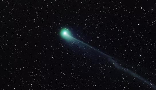 Perú podrá maravillarse con el paso del cometa SWAN