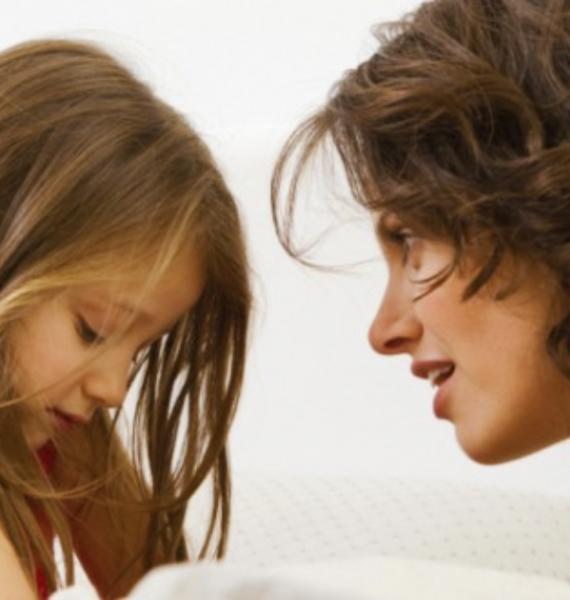 En lugar de gritarle a tus hijos, prueba con tres palabras