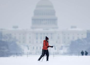 ¿Nieve en mayo? Un vértice polar llegará a Estados Unidos