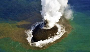 Científicos encuentra vida dentro de un volcán activo (Y no se trata de tardigrados)