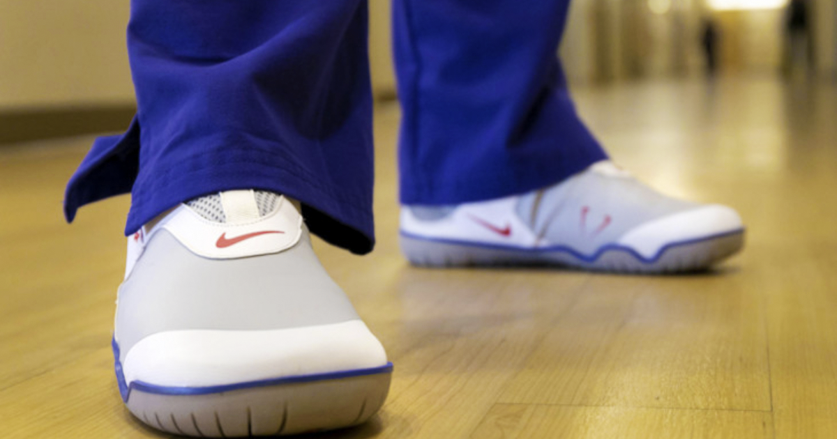 Nike donará 30,000 zapatos a trabajadores de la salud