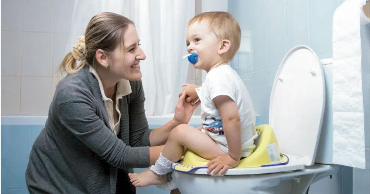 Tu bebé puede dejar el pañal en 5 días con solo 9 sencillos pasos