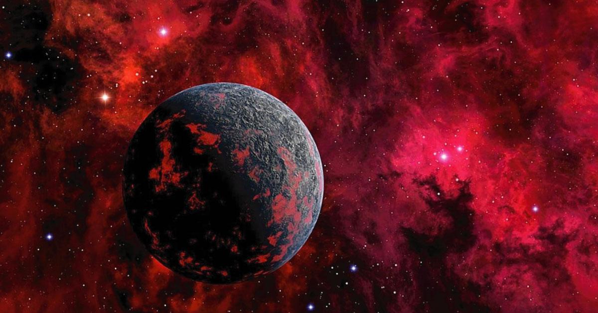 """Conoce el """"Planeta del Infierno"""" donde llueve hierro líquido cada noche"""