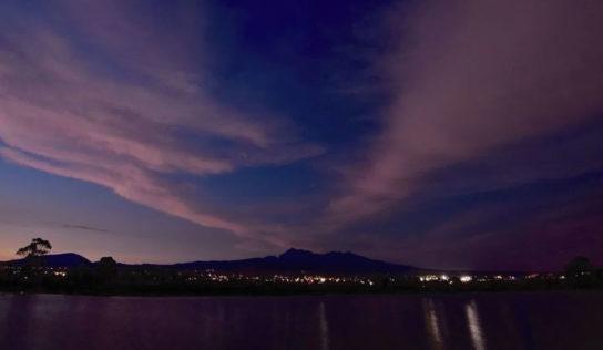 Extraños sonidos de el cielo asustan a los habitantes de una ciudad de México