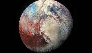 Plutón podría tener vida, nuevo estudio sugiere que esconde un océano bajo su superficie
