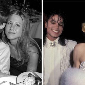 15 fotos de famosos de los 90 que describen esta época mejor que las palabras