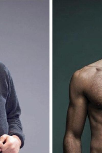 12 famosos que han cambiado tanto que no los reconocerías en su juventud