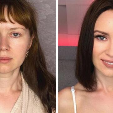 21 mujeres que con un pequeño cambio de look parecen una persona totalmente distinta