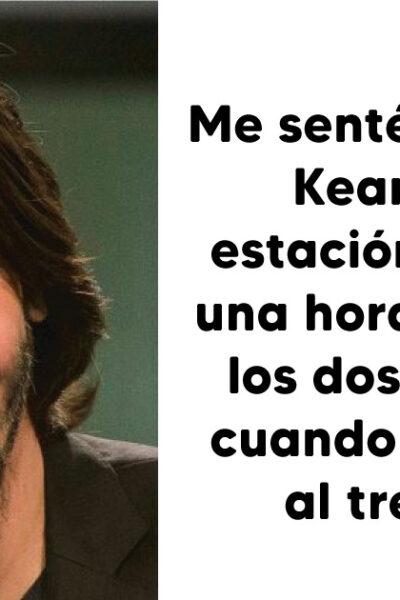 11 Historias de Keanu Reeves que harán que te enamores de él una y otra vez