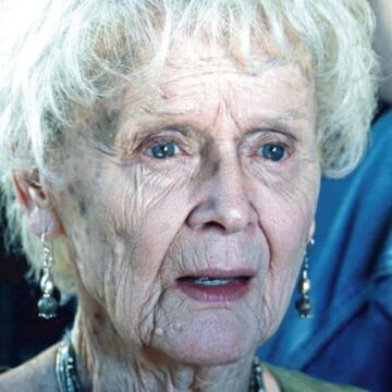 Así lucía la viejita del Titanic cuando fue joven, era la mujer más bella del mundo