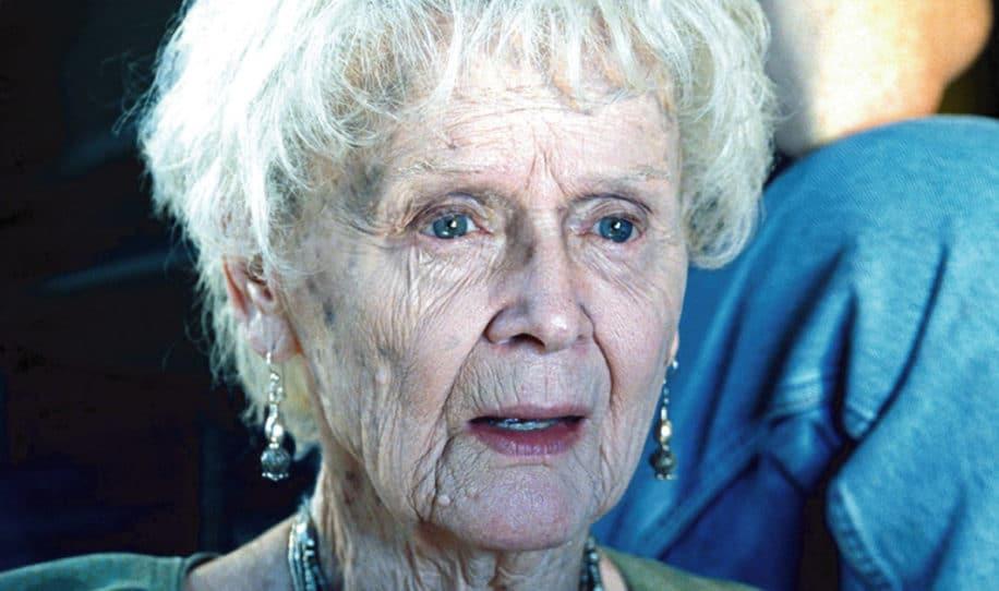 Así lucía la viejita del Titanic cuando fue joven, era la mujer más bella
