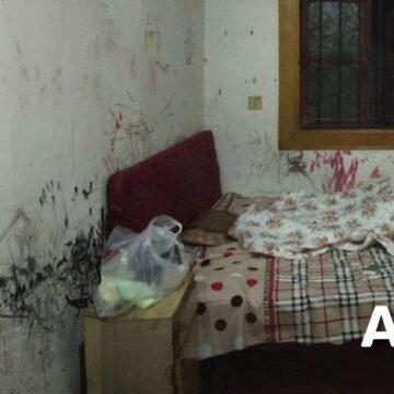 El gran cambio de una habitación por una estudiante con pocos recursos