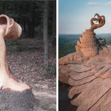 15 esculturas increíbles que fueron creadas por verdaderos genios