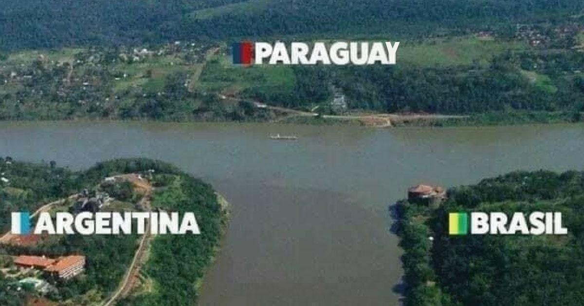 17 Fronteras entre países que se esforzaron por sorprendernos