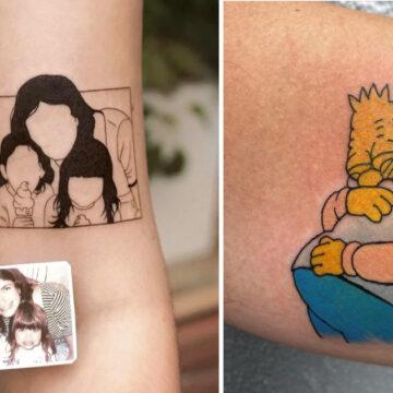 20 Tatuajes sencillos pero con un significado tan profundo que vas a querer tener el tuyo