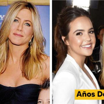 20 famosos que parecen no envejecer con el tiempo