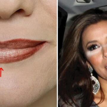 10 tendencias de maquillaje que ya pasaron de moda y que pueden hacerte ver mayor.