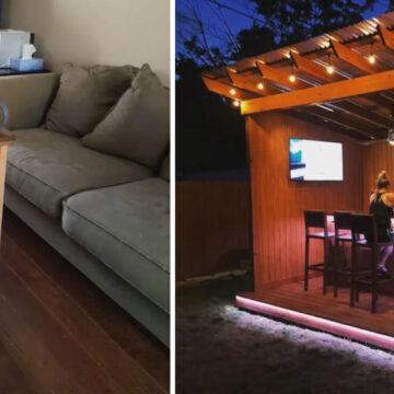 22 Increíbles diseños en madera que vas a querer para tu hogar