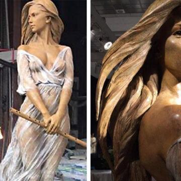14 Artistas que crean esculturas demasiado hermosas para este mundo