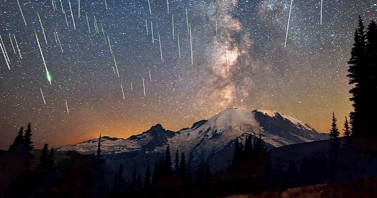 Este octubre llega la lluvia de meteoros que iluminará el cielo. Un espectáculo imperdible