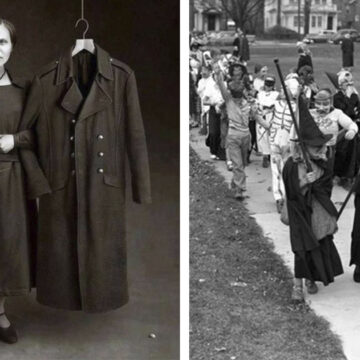 20 Fotos antiguas que muestran el mundo del pasado como pocos lo han visto