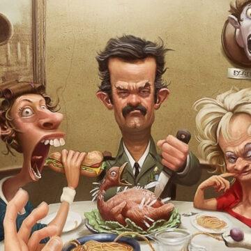 8 Signos de que creciste en una familia tóxica