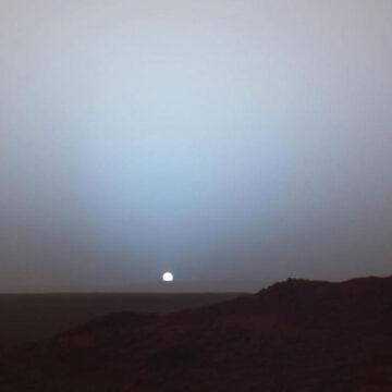 Así se observan los atardeceres en diferentes planetas de acuerdo a la NASA