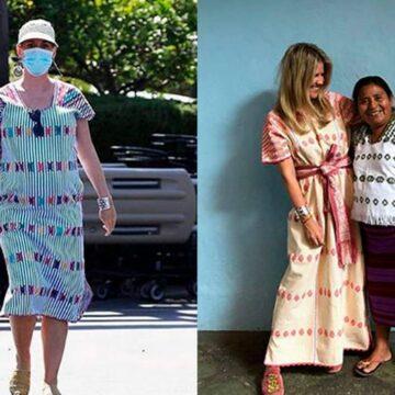 El vestido de Katy Perry que causó polémica por ser elaborado en México