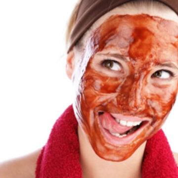 Remedio casero con tomate que mejora el aspecto de tu cabello y piel