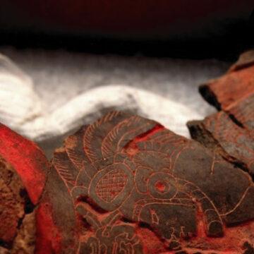"""Nuevas pruebas demuestran que los mayas vivieron en """"La ciudad de los Dioses"""""""