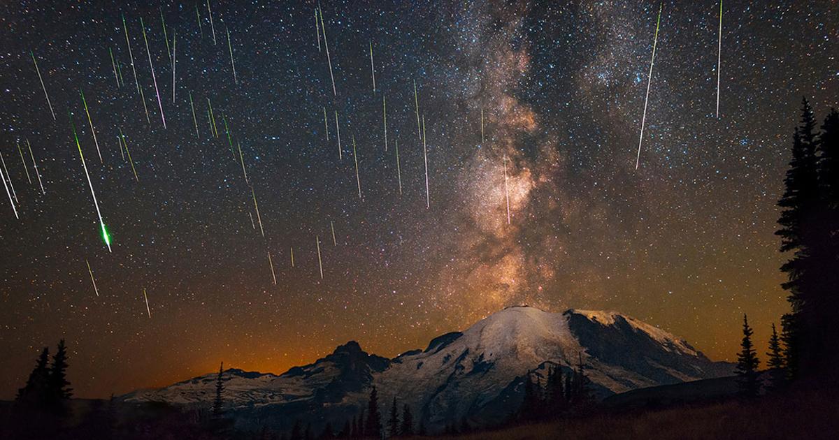 """No te pierdas HOY la lluvia de estrellas """"Bolas de Fuego"""", así es como puedes VERLAS"""