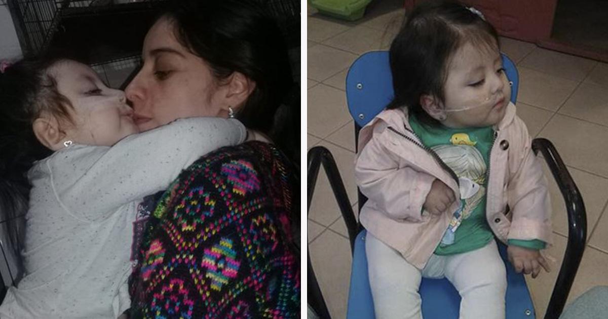 """Adoptó a una bebé desahuciada y aunque sabía que iba a morir pronto para ella: """"Fueron los mejores años de su vida"""""""