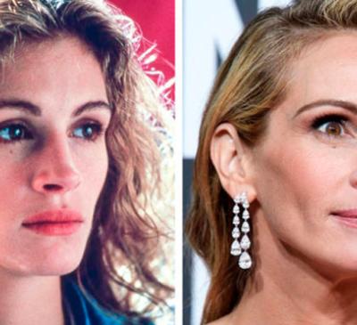 18 celebridades que decidieron envejecer sin ayuda del bisturí