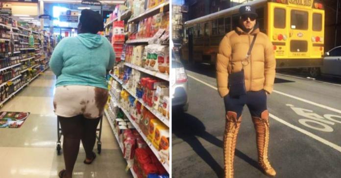 16 personas que definitivamente no entienden nada de moda