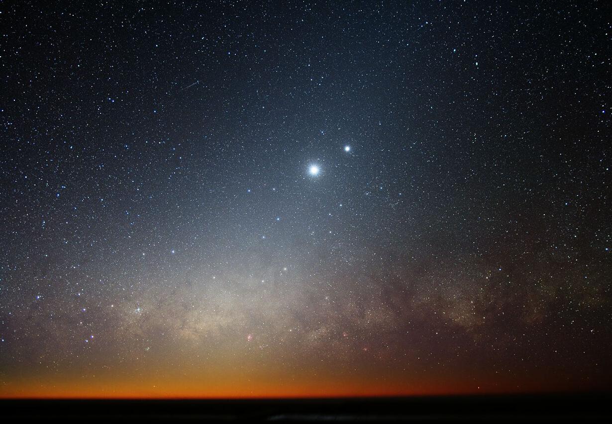 Durante el mes de noviembre se podrán observar los 7 planetas del Sistema Solar