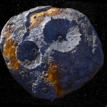 Este valioso asteroide puede hacer millonarios a todos los habitantes