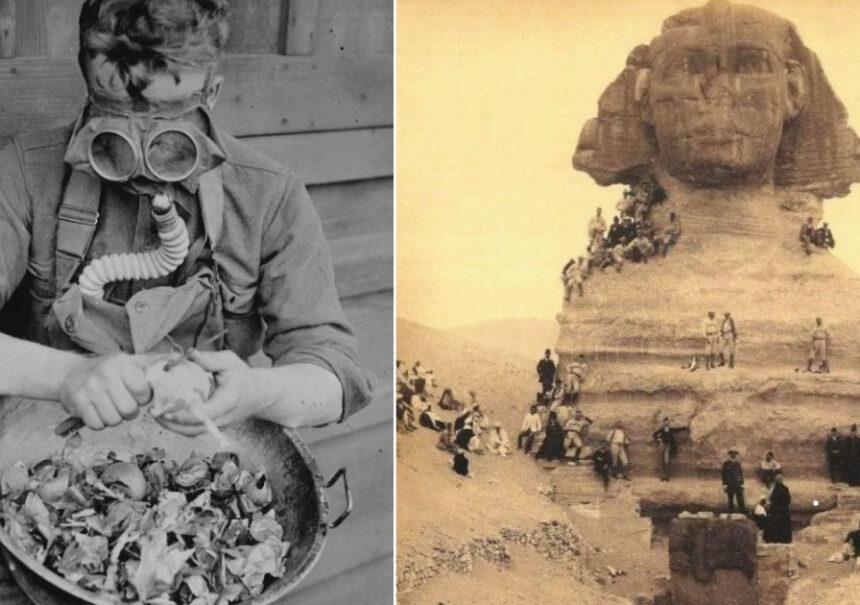 22 Fotografías de la antigüedad que muy pocas personas han visto