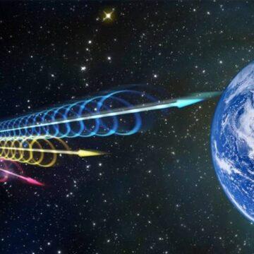 Nunca antes visto: captan señales de radio emitidas en tiempo real desde el espacio