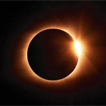Tendremos un hermoso eclipse total de Sol: Te damos los horarios para verlo