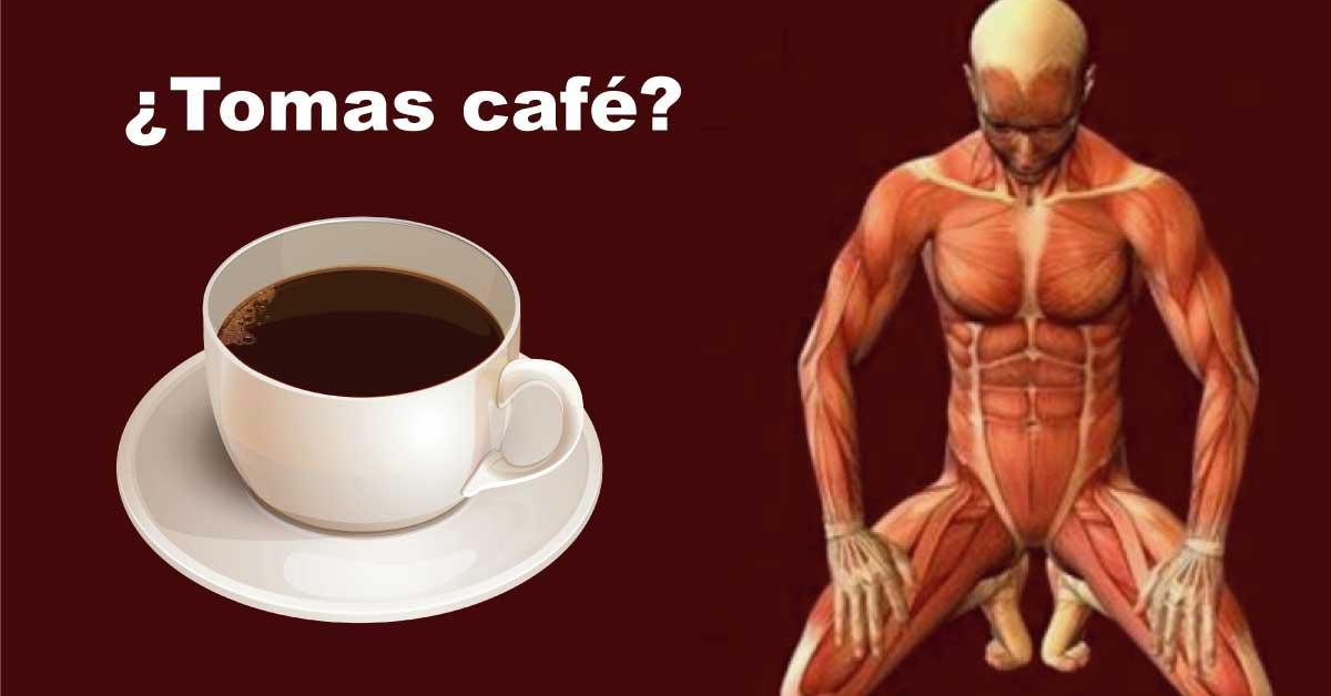 Lo que pasa a tu cuerpo cuando tomas café cada día