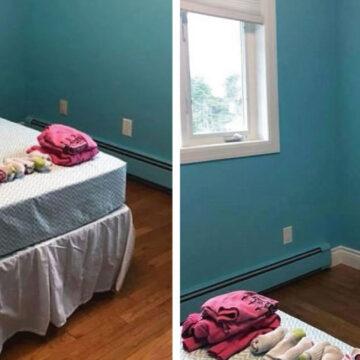 Se entera que su hija se burla de una compañera y decide quitarle todos sus juguetes y muebles del cuarto