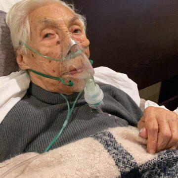 Thalía se muestra indignada por el grave estado en el que se encuentra su abuela en una residencia de ancianos