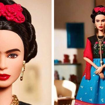 Barbie lanzó una colección de muñecas basadas en grandes mujeres de la historia