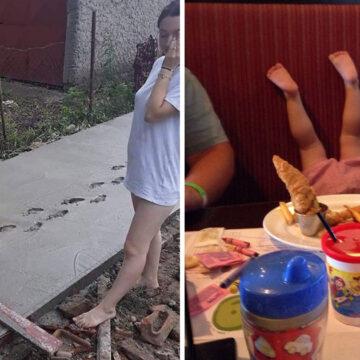 15 Fotos de niños cuyos padres no saben si reír o ponerse a llorar