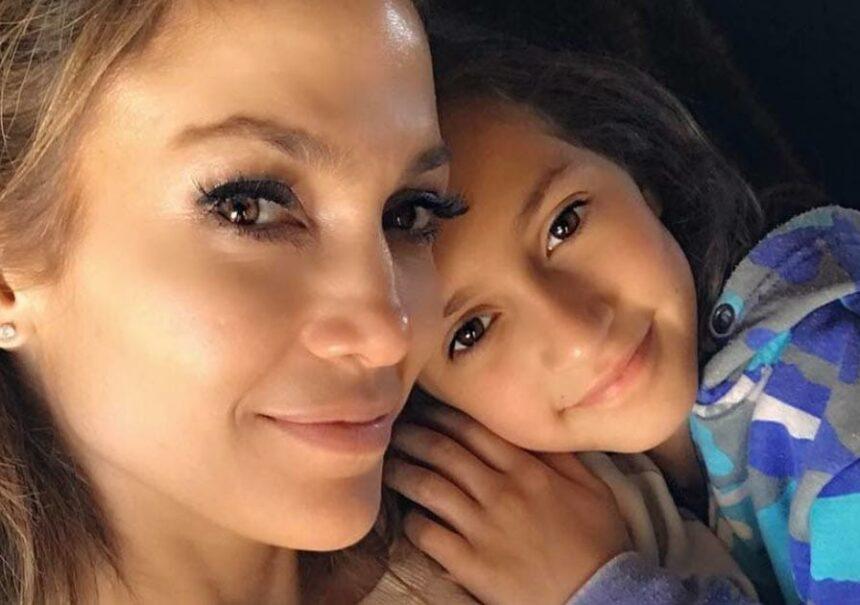 Jeniffer López defiende a su hija de una excelente manera