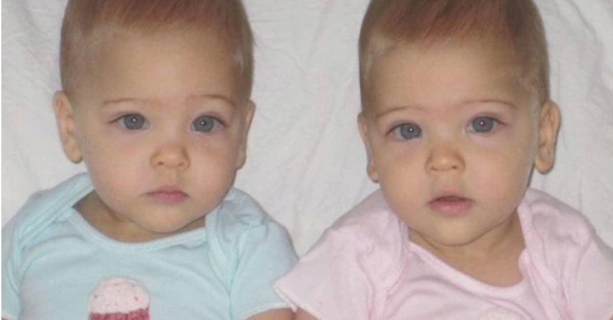 Gemelas nacidas en el 2007, ya crecieron y fueron proclamadas ¨las más bellas del mundo entero¨.