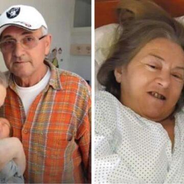 Mujer de 60 años logra tener un bebé y su esposo la abandona